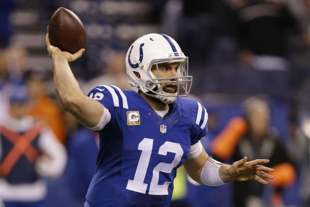Anthony Castonzo Comments on Andrew Luck's Recovery, Efforts to Improve