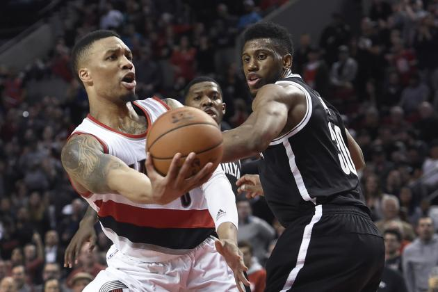Damian Lillard vs. Nets: Stats, Highlights and Twitter Reaction