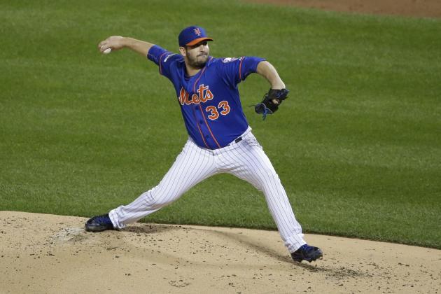 Matt Harvey Injury: Updates on Mets Star's Blood Clots and Return