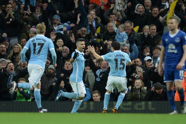 Manchester City Merebut Satu Tempat Di Semifinal Liga Champions