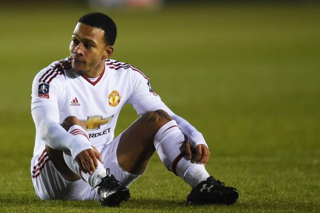 Memphis Depay Comments on Form, Ryan Giggs, Wayne Rooney and More