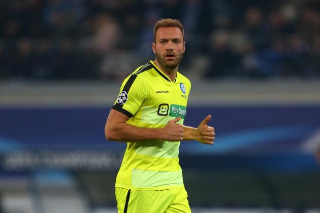 Scouting Tottenham Hotspur Transfer Target Laurent Depoitre