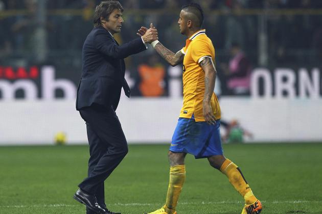 Chelsea Transfer News: Arturo Vidal, Radja Nainggolan, Antonio Conte Rumours