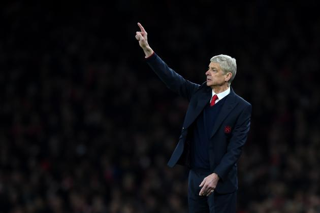 Arsene Wenger Accuses Barcelona of Influencing Ref, Dani Alves Hails Team-Mates