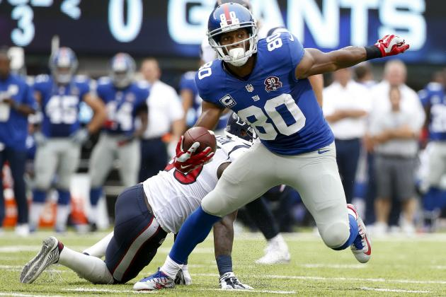 Victor Cruz, Giants Agree to New Contract