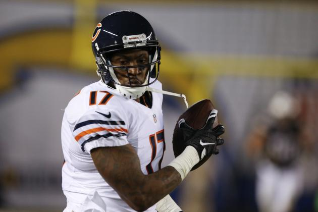 Alshon Jeffery Reportedly to Be Franchise-Tagged If He Doesn't Sign New Contract