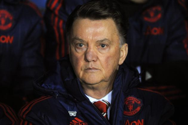 Manchester United vs. Midtjylland: Louis Van Gaal's Key Pre-Match Presser Quotes