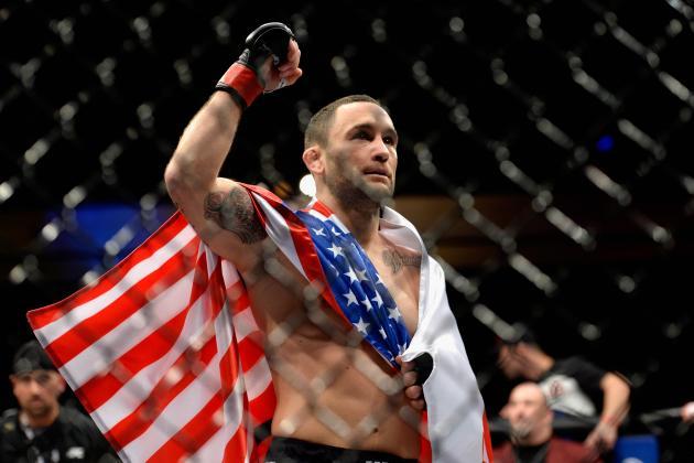 Frankie Edgar Slams Dana White After Conor McGregor vs Nate Diaz Set for UFC 196