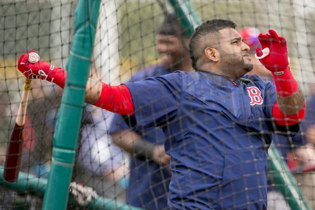Pablo Sandoval Comments on Criticism over Weight, Expectations for Season, More