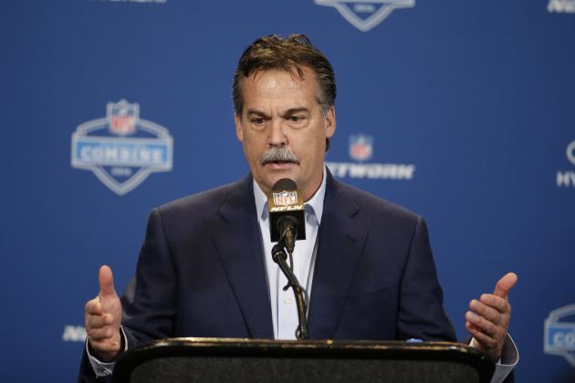 Jeff Fisher Steps Down from NFL Competition Committee: Latest Comments, Reaction