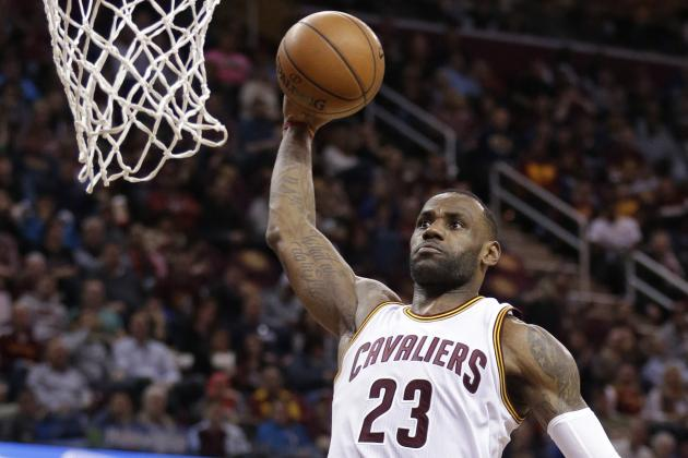 LeBron James Comments on Health, Golden State Warriors, More
