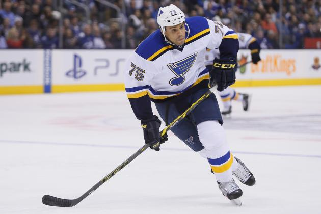 Ryan Reaves Suspended 3 Games for Boarding: Latest Details, Reaction