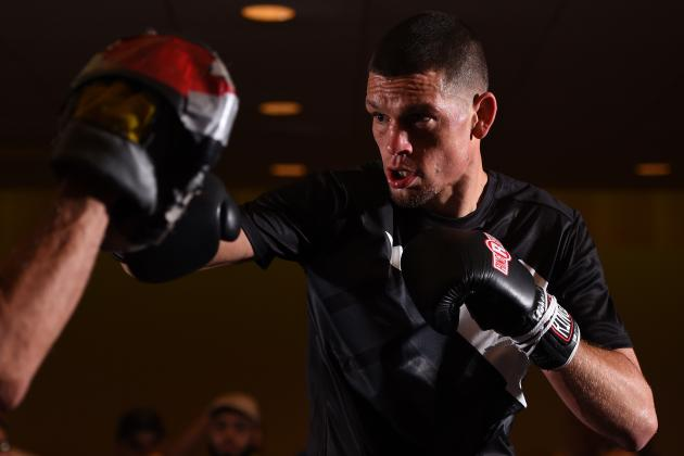Nate Diaz Says Conor McGregor, 'Whole UFC' Are Using Steroids in UFC 196 Presser
