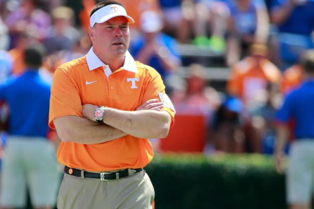 Butch Jones Reportedly Called Player a 'Traitor' for Helping Alleged Rape Victim