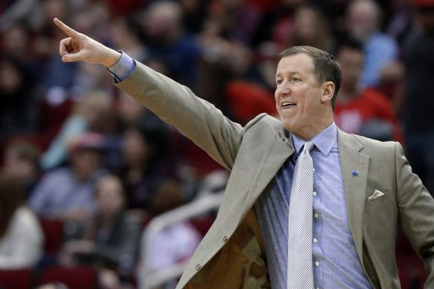 Rick Carlisle Says Terry Stotts Is Front-Runner for NBA Coach of the Year