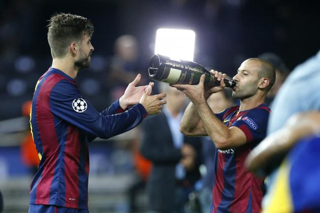 Why Pique and Mascherano Is Barcelona's Best Centre-Back Partnership