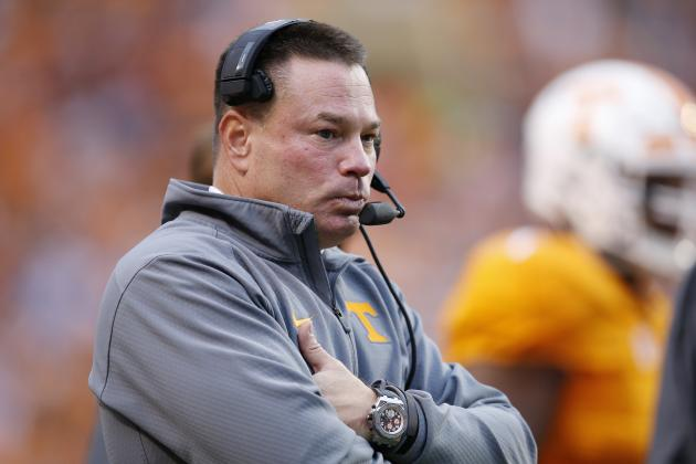 Butch Jones Responds to Allegations He Called Former WR 'Traitor'