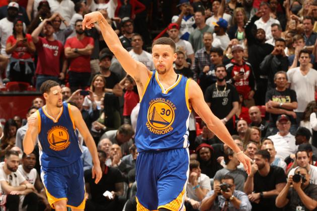 Wednesday NBA Roundup: It's Only a Game Until Stephen Curry Takes Over