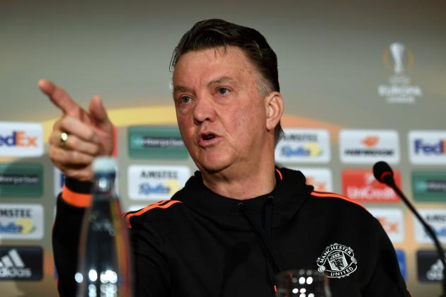 Louis van Gaal Reportedly Held 1-to-1 Meetings with Every Manchester United Star