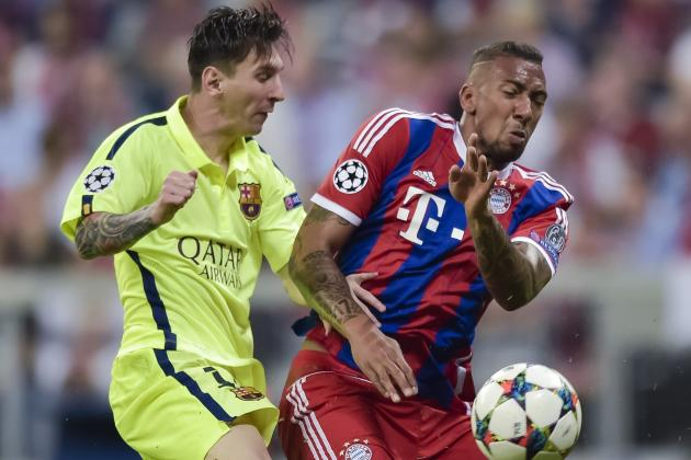 Cristiano Ronaldo, Lionel Messi and Neymar Smell Fear, Says Jerome Boateng