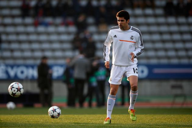 Zinedine Zidane Calls Up Son Enzo for Real Madrid 1st-Team Training