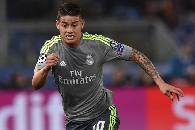 Real Madrid Transfer News: Huge James Rodriguez Rumours, Eden Hazard Eyed