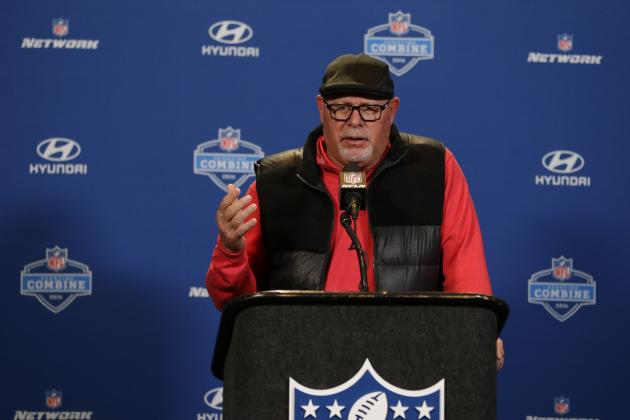 Bruce Arians Comments on How to Fix NFL's Catch Rule