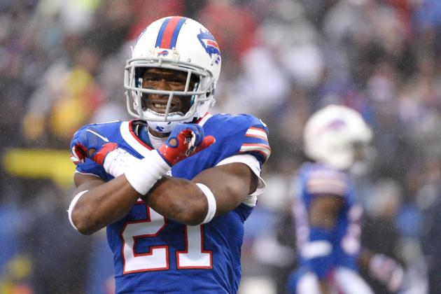 Leodis McKelvin Reportedly Released by Bills