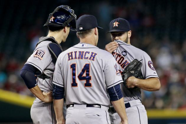 MLB Announces Changes to Mound Visit, Slide Rules to Improve Pace of Play