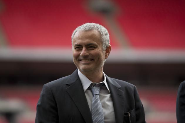 Jose Mourinho Reportedly Targeted for England Job Amid Manchester United Rumours