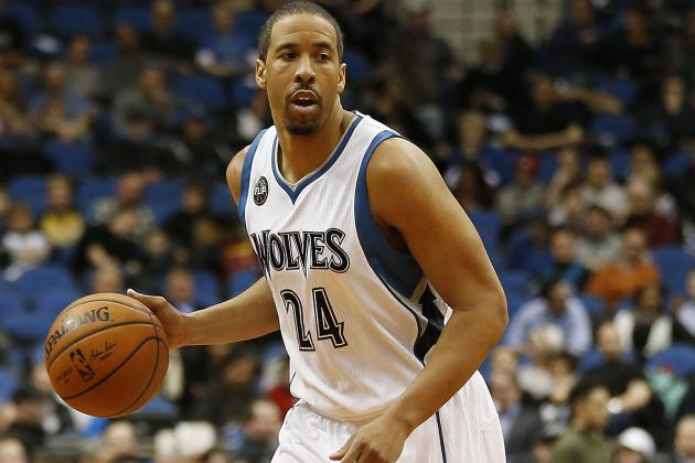 Andre Miller Waived by Minnesota Timberwolves