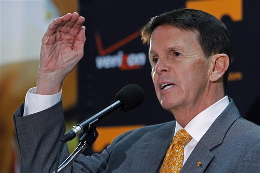 Dave Hart, Tennessee Athletic Director, Comments on Sexual Assault Lawsuit
