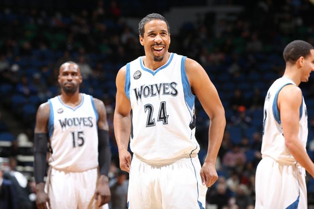 Andre Miller and Timberwolves Agree on Buyout, PG Commits to Spurs