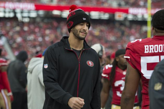 Chip Kelly Comments on Colin Kaepernick's Future with 49ers