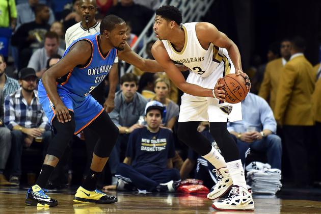 Oklahoma City Thunder vs. New Orleans Pelicans: Live Score, Highlights, Reaction