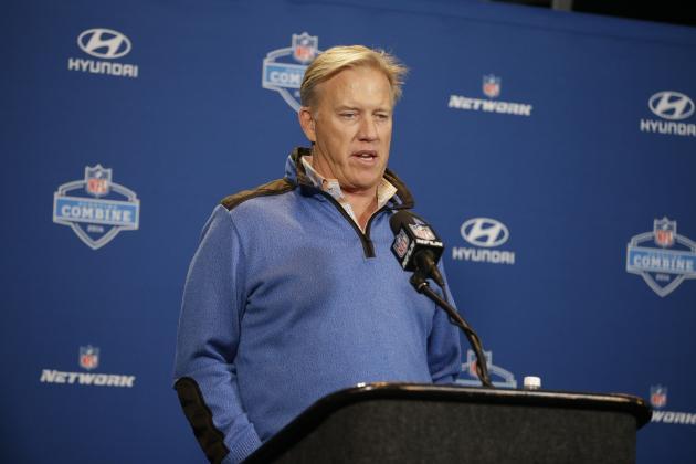 John Elway Talks Peyton Manning's Retirement Decision, Von Miller's Contract