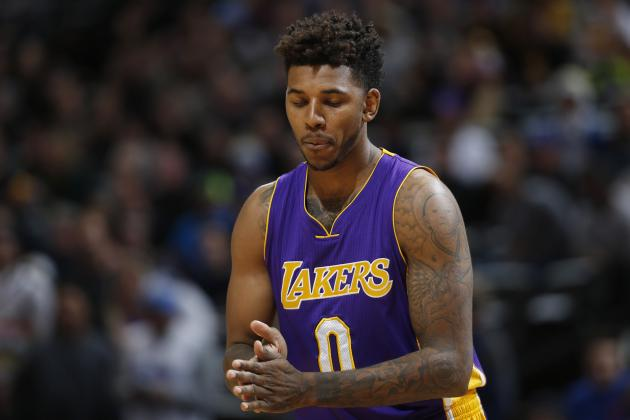 Nick Young Comments on Why He Chose to Sign with Adidas over Nike