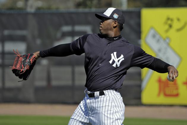Aroldis Chapman Suspended 30 Games by MLB: Latest Details, Comments and Reaction