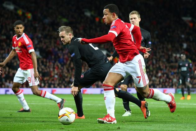 Memphis Depay Offers a Glimpse of What Could Be to Come at Manchester United