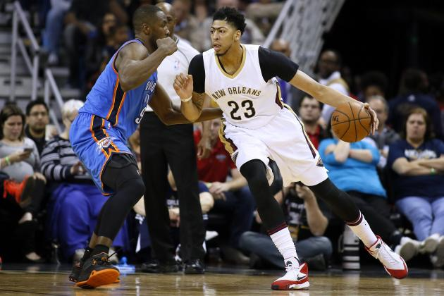 Anthony Davis, Pelicans Offering Complicated Look at What Should've Been