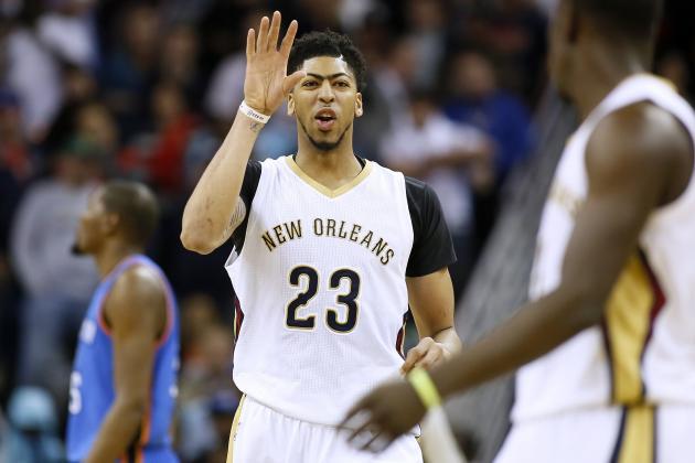 Thunder vs. Pelicans: Score, Highlights, Reaction from 2016 Regular Season