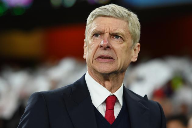 Manchester United vs. Arsenal: Arsene Wenger's Key Pre-Match Presser Quotes