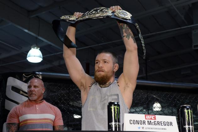 Dana White Praises Conor McGregor Ahead of UFC 196 Fight with Nate Diaz