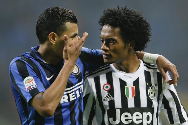Juventus vs. Inter Milan: Team News, Preview, Live Stream, TV Info