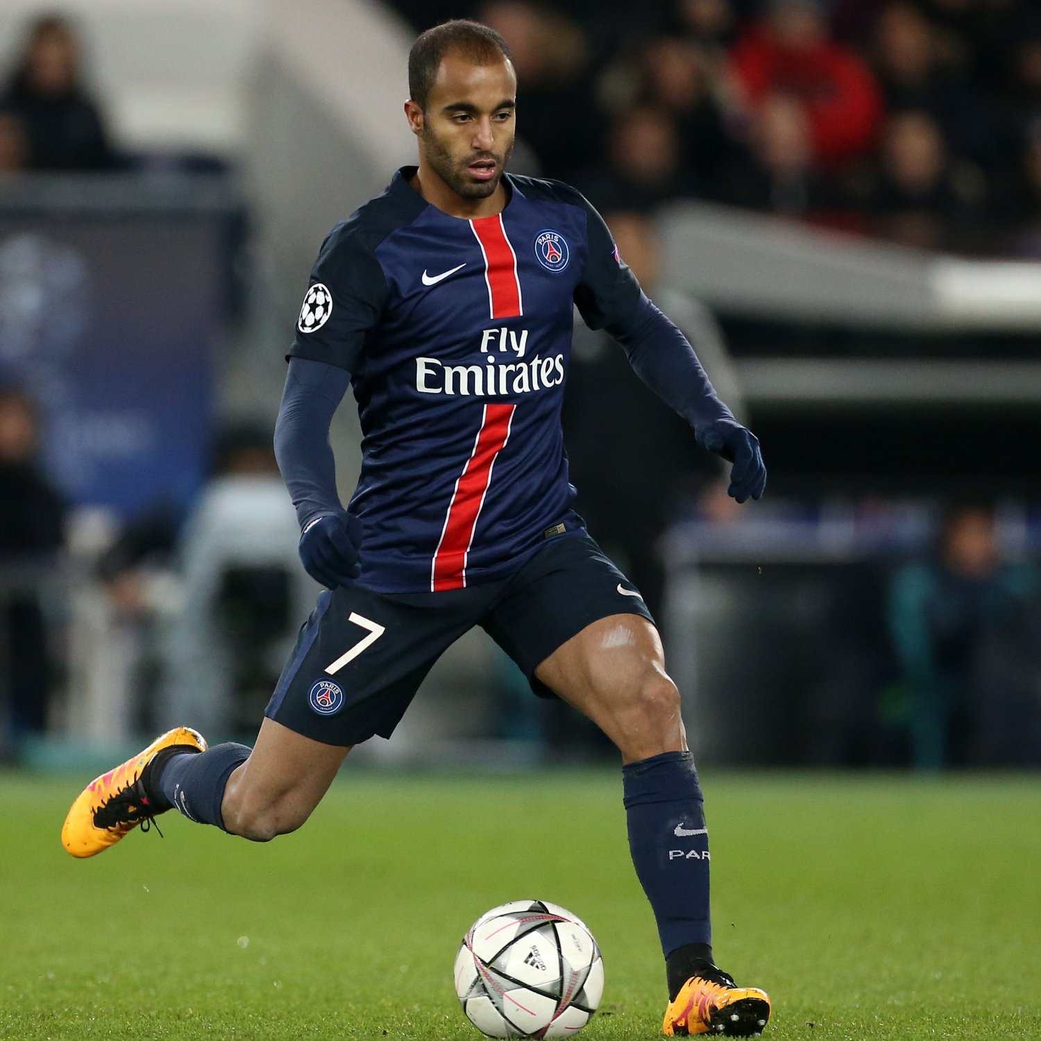 Lucas Moura Equipos Actuales: Why Lucas Moura Is PSG's Most Improved Player In 2015/16