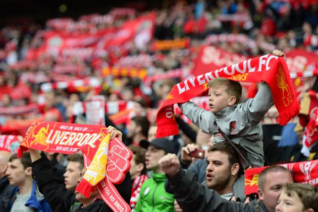 Liverpool to Be Led Out for Cup Final by 12-Year-Old Fan with Leukaemia