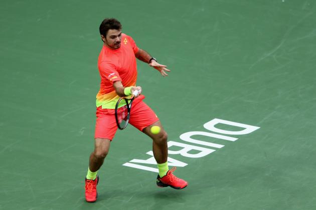 Dubai Duty Free Tennis Championships 2016: ATP Scores and Results from Friday