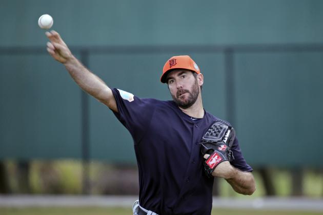 Justin Verlander's Temporary License Tag Stolen in Thief's Alleged Crime Spree