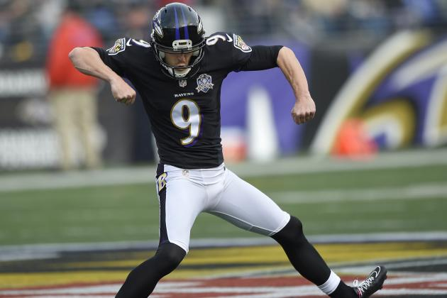 Justin Tucker Franchise-Tagged by Ravens: Latest Details, Comments, Reaction