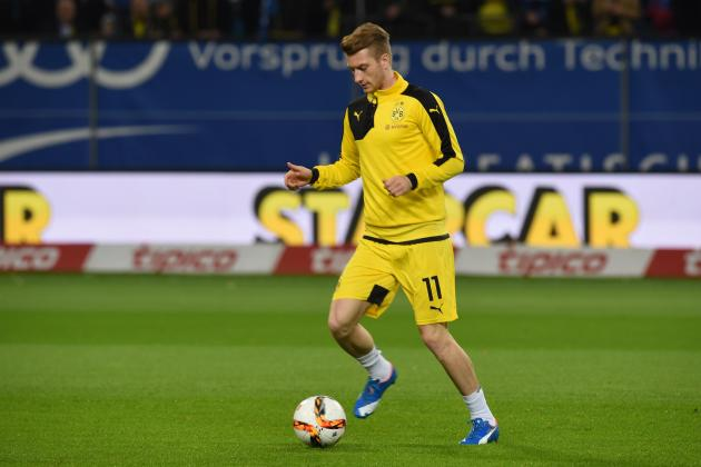 Liverpool Transfer News: Reds Scout Watches Marco Reus, Latest Rumours